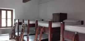 Camera con 8 posti letto